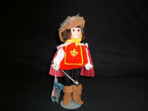 "23: ""Musketeer"" Doll"