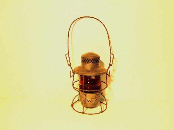 1: Railroad Lantern