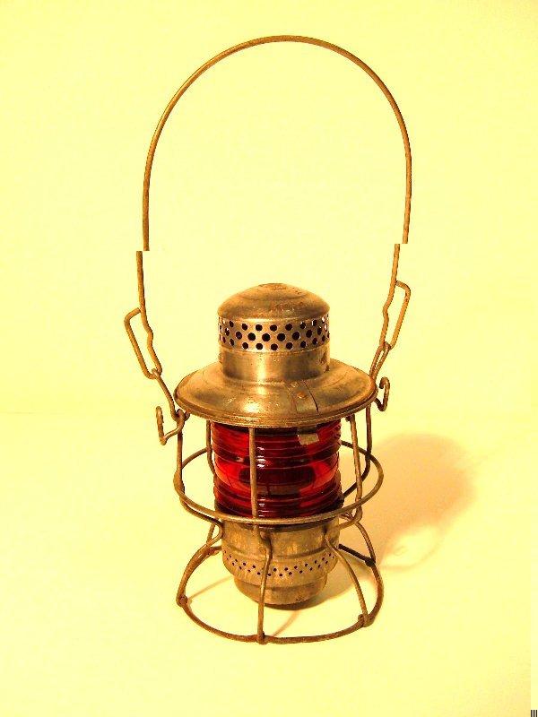 3: Railroad Lantern
