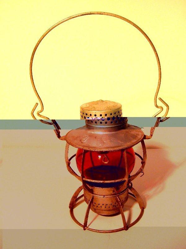 4: Railroad Lantern