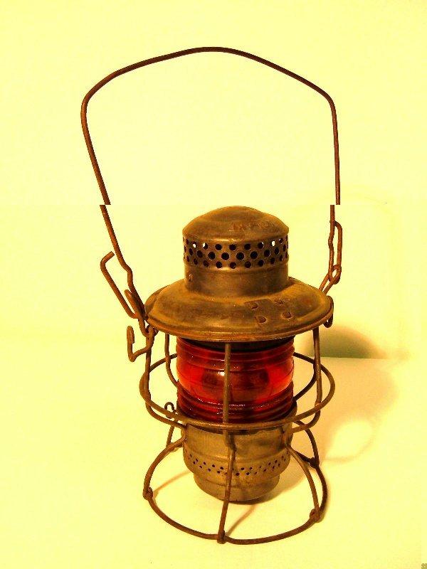 5: Railroad Lantern