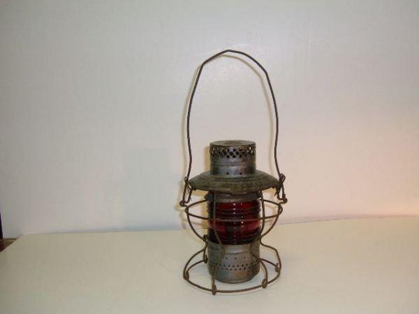 7: Railroad Lantern