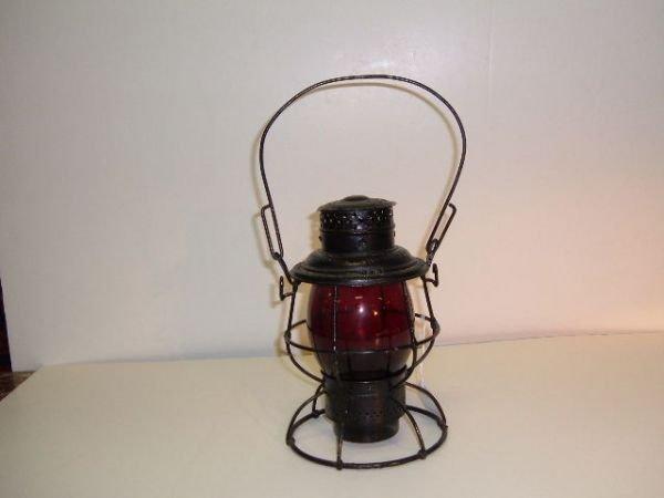 8: Railroad Lantern