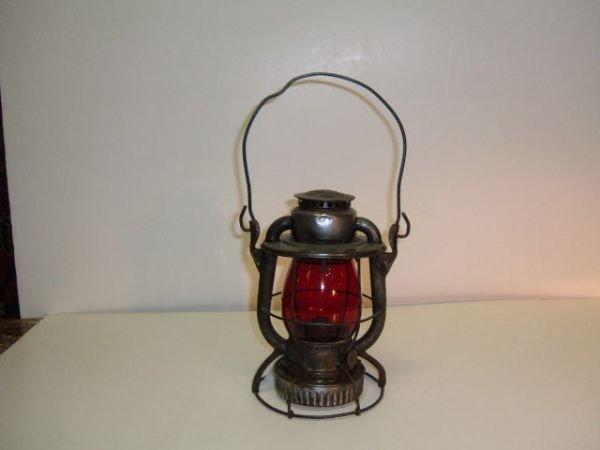 9: Railroad Lantern