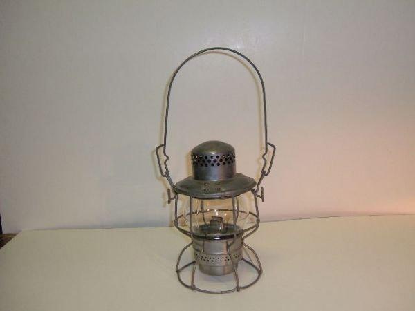 10: Railroad Lantern