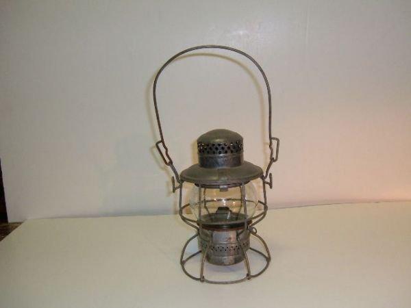 11: Railroad Lantern