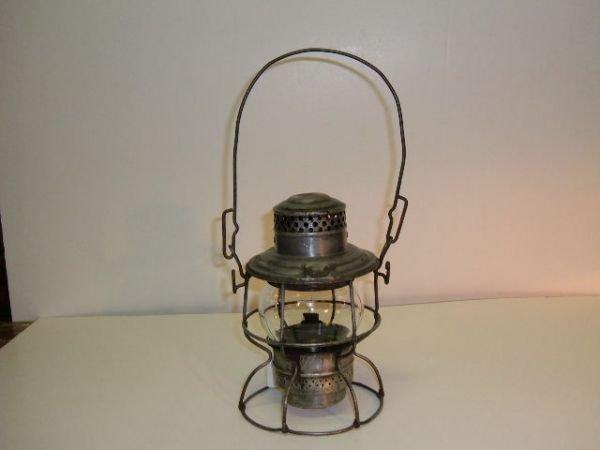 12: Railroad Lantern
