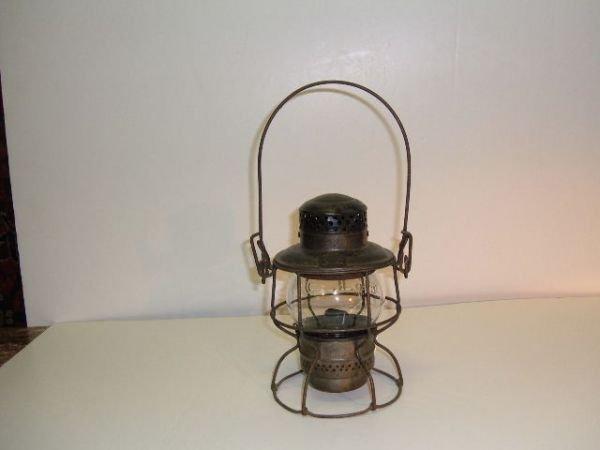13: Railroad Lantern