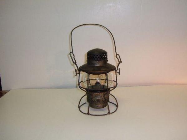14: Railroad Lantern