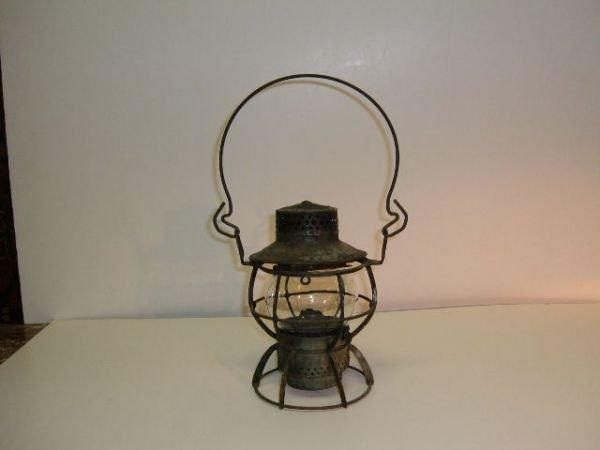 16: Railroad Lantern