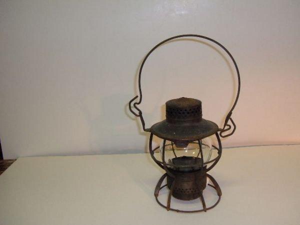 17: Railroad Lantern