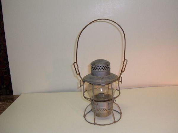 18: Railroad Lantern