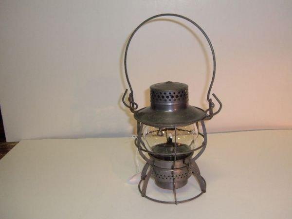 19: Railroad Lantern