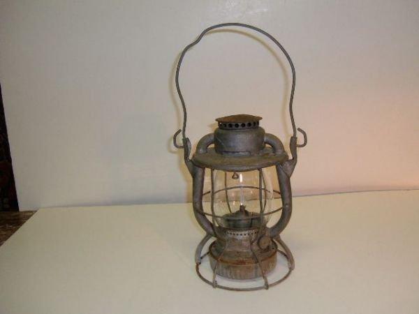 20: Railroad Lantern
