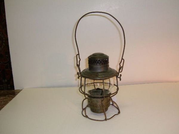 21: Railroad Lantern