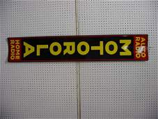 153: Motorola Radio Sign