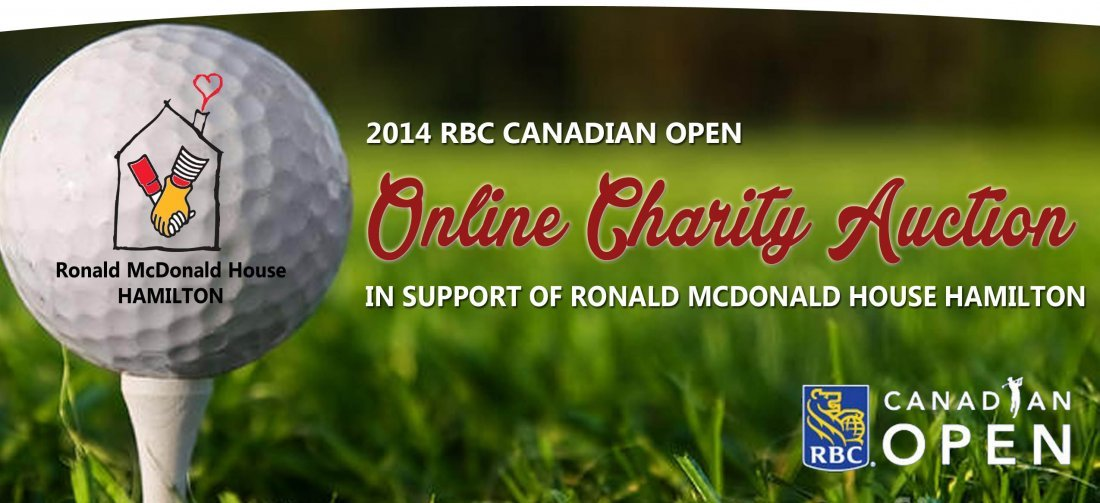 2014 RBC Canadian Open Golf Package