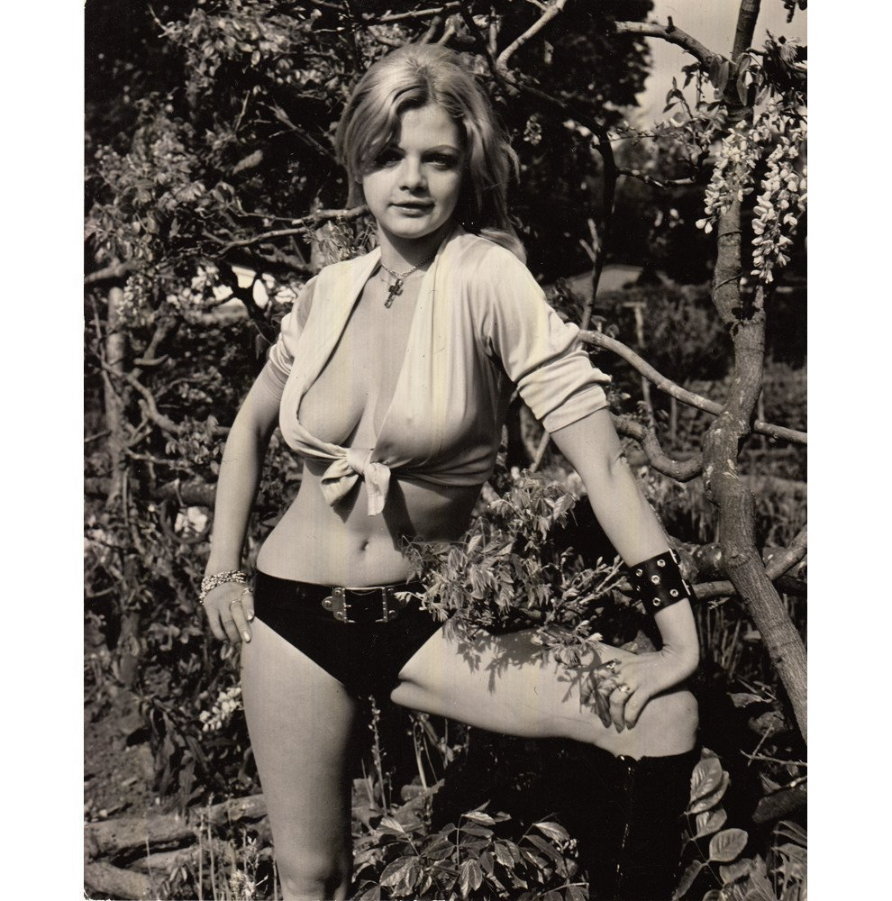 Original Helli Louise B&W 8x10 Photograph