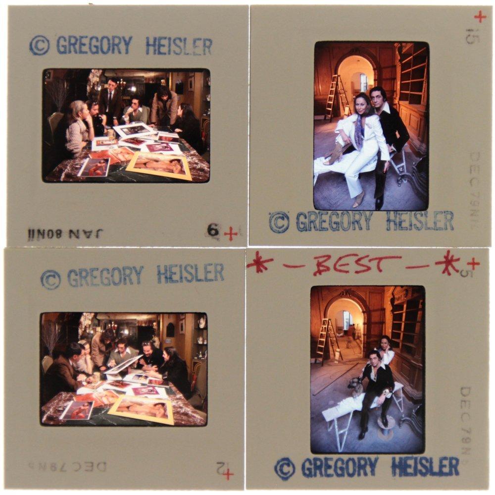 4 Orig Gregory Heisler '79 35mm Slds - Guccione & Staff