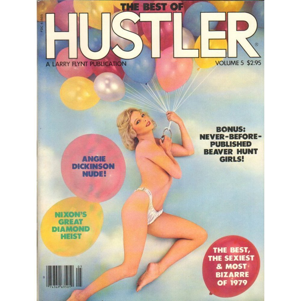 Bob Guccione's The Best of Huster Mag Vol 5 May 1980
