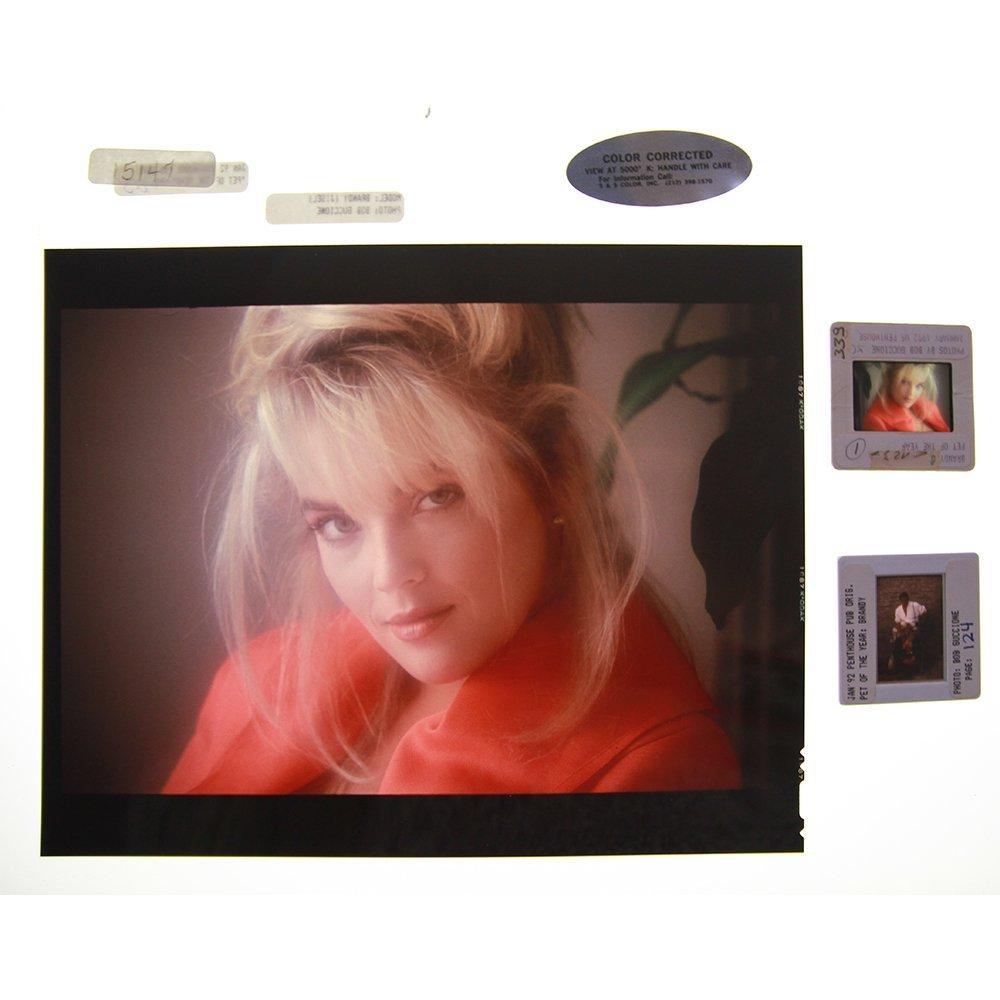 Brandy Ledford 1992 POY 8x10 Transparency & 2 - 35mm