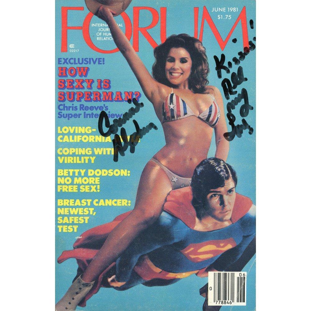 Corinne Alphen Signed Forum June 1981 Magazine