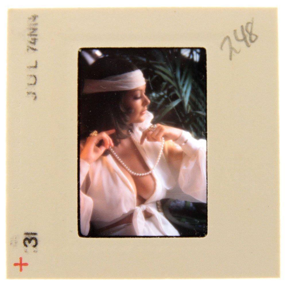 Original 35mm Avril Lund 1974 By Bob Guccione