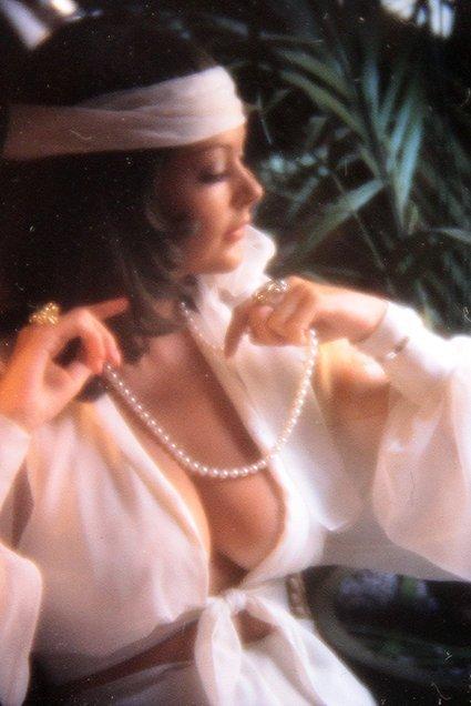 Original 35mm Avril Lund 1974 By Bob Guccione - 2