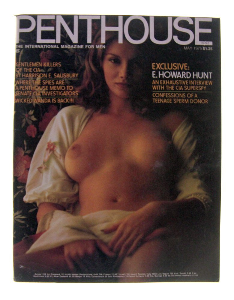 May 1975 Penthouse Mag Feat. Ava Gallay  (Ex)