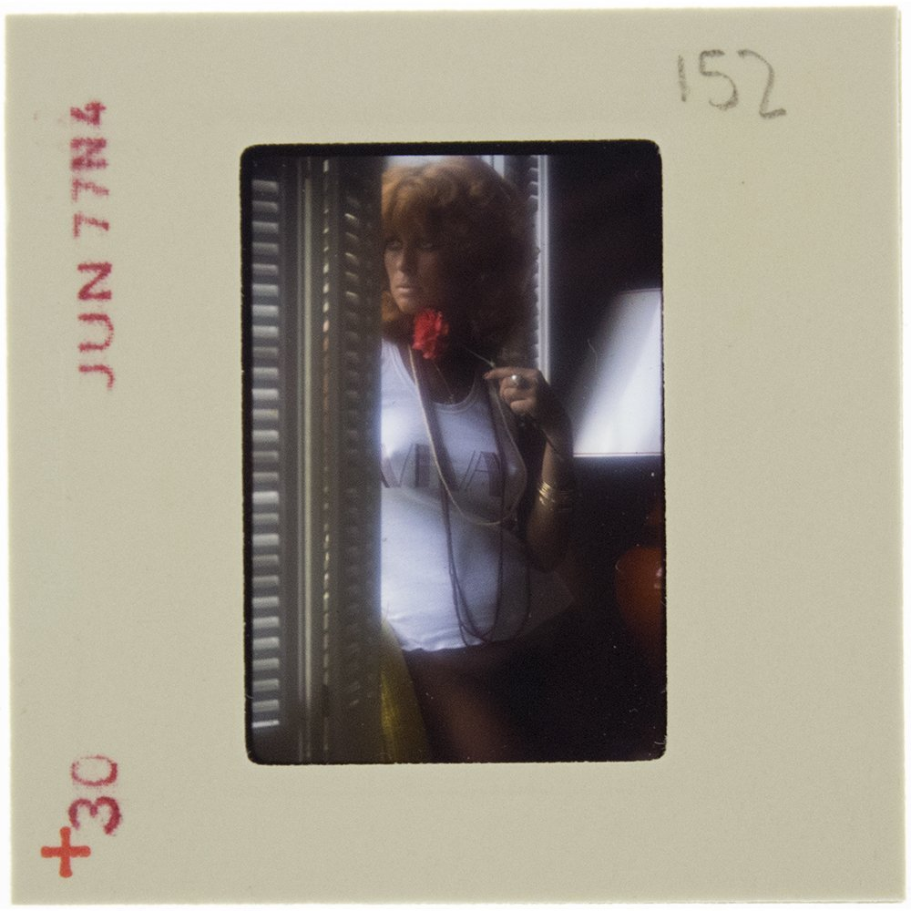 Original 35mm Bonnie Dee 1977 By Bob Guccione