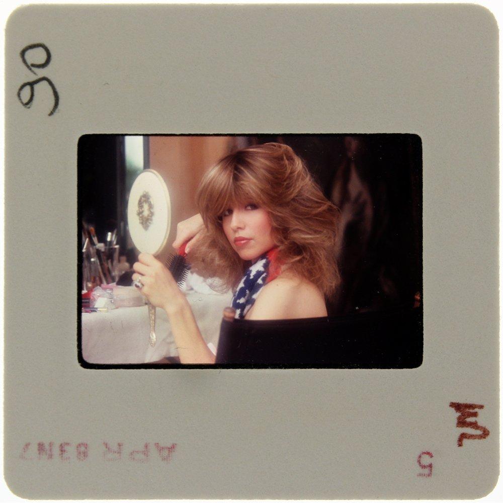 Original 35mm Pia Zadora 1983 By Bob Guccione