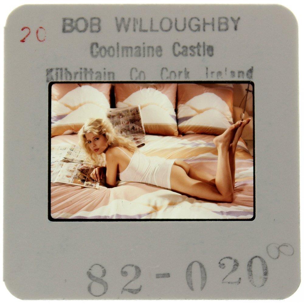 Original 35mm Pia Zadora 1982 By Bob Willoughby