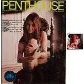 Billie Deane 120mm By Bob Guccione & Mar 1972 Mag