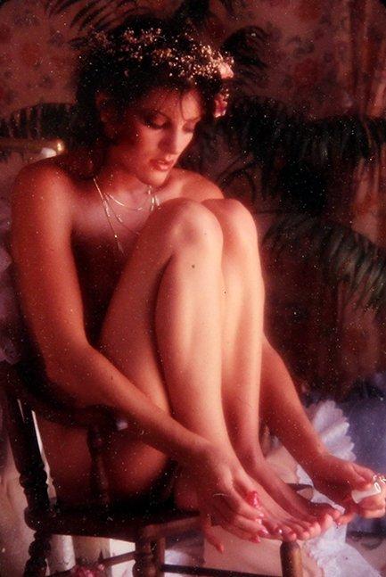 Danielle Deneux 1979 35mm By John Copeland - 2