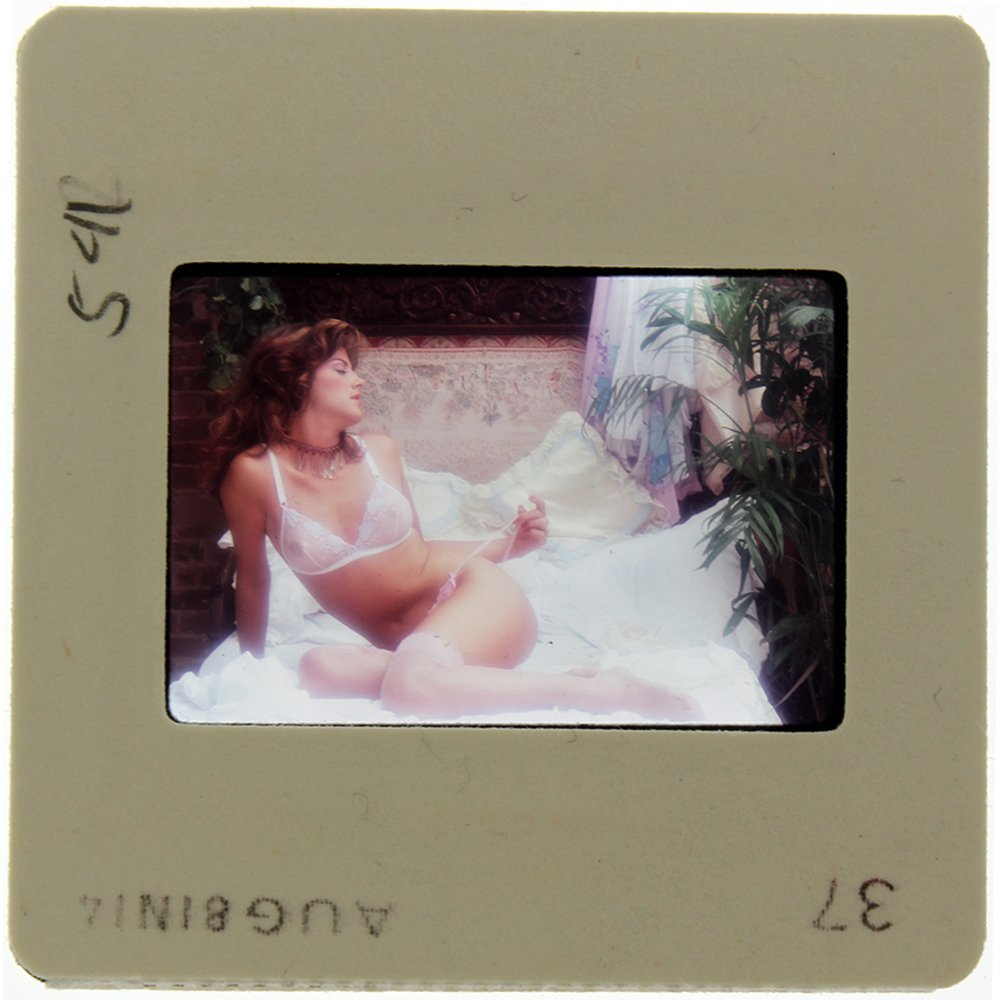Danielle Deneux 1981 35mm By Bob Guccione