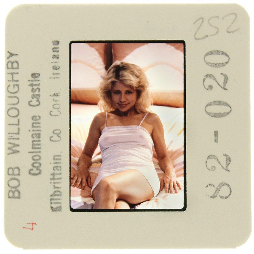 Pia Zadora 1982 35mm By Bob Willoughby