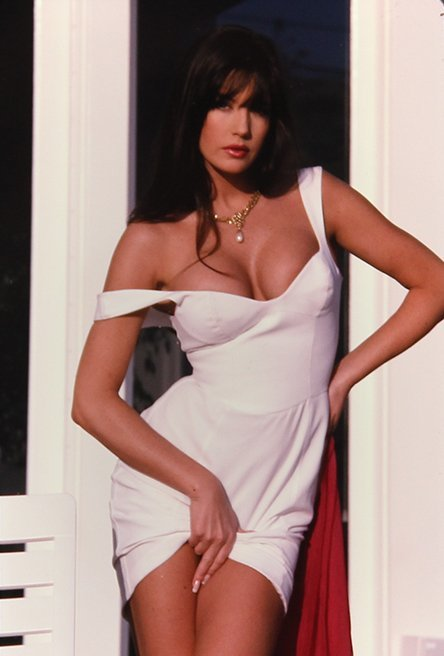 Seana Ryan 1992 35mm By Suze Randall - 2
