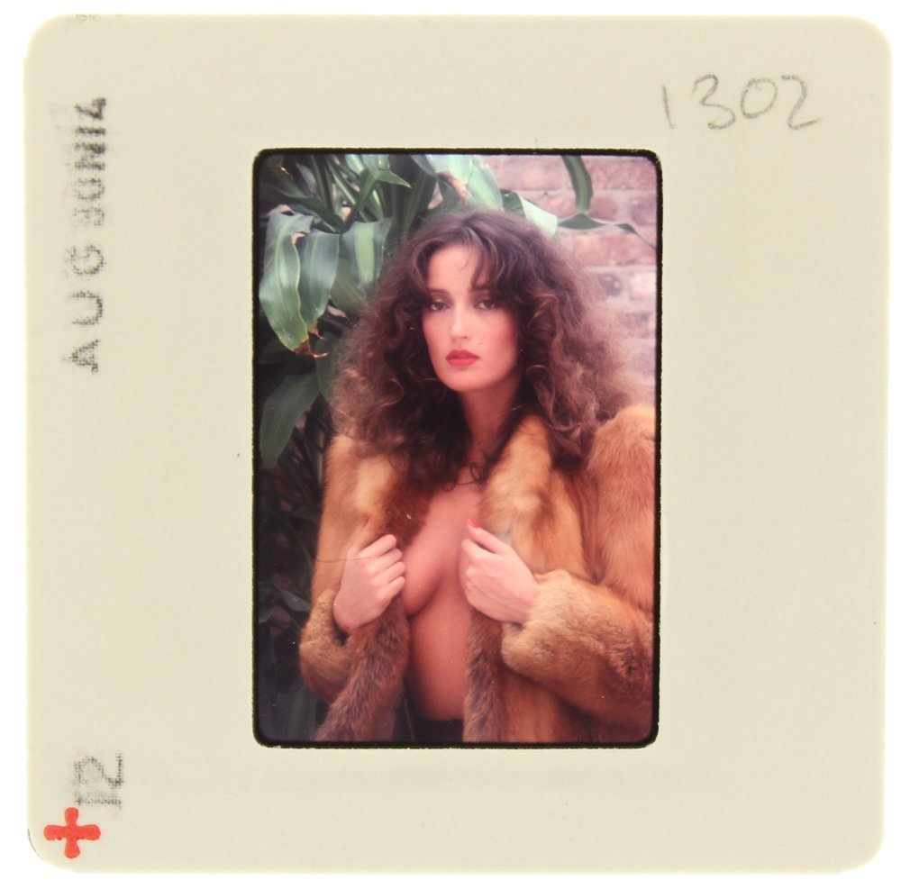 Isabella Ardigo 1980 35mm By Bob Guccione