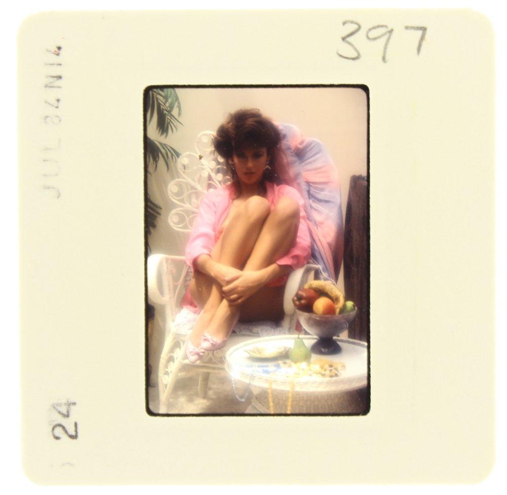 Nina Lee 1984 35mm By Bob Guccione