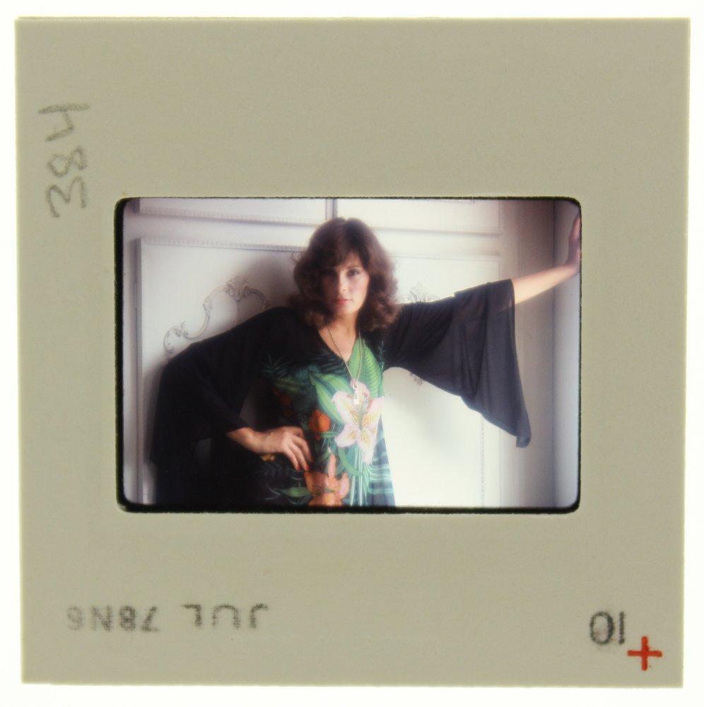 Dominique Maure 1978 35mm By Bob Guccione
