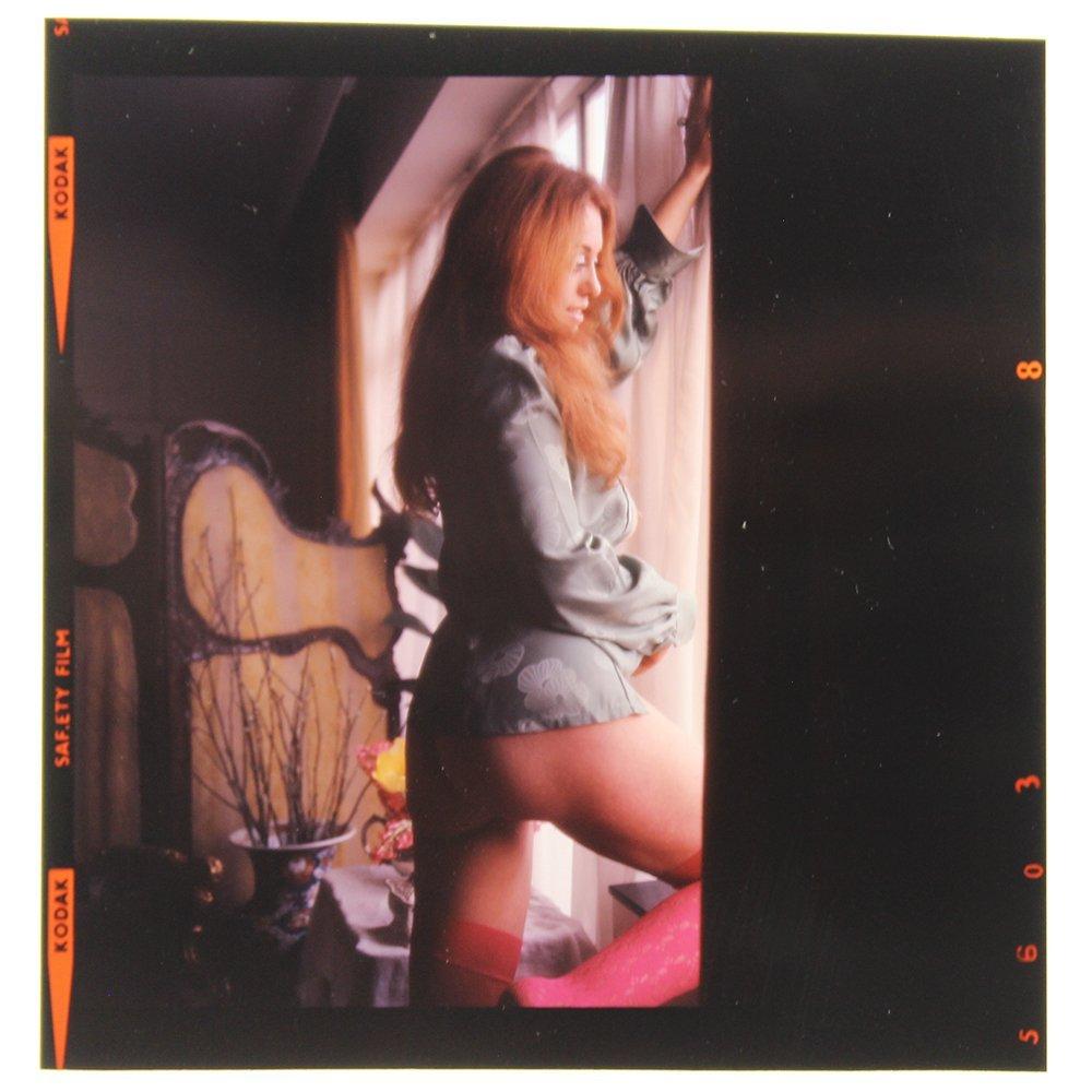 Marian Maylam 1972 120mm By Bob Guccione