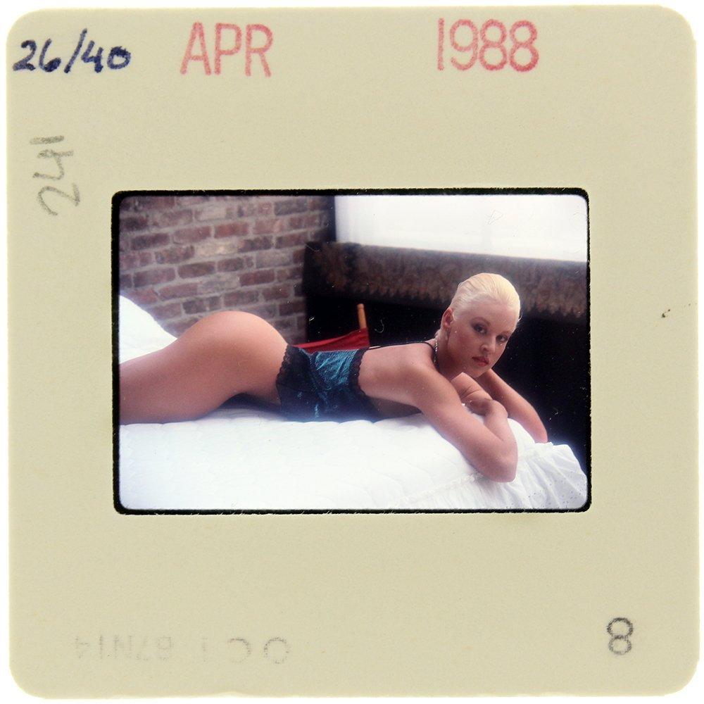 Delia Sheppard 1988 35mm By Bob Guccione
