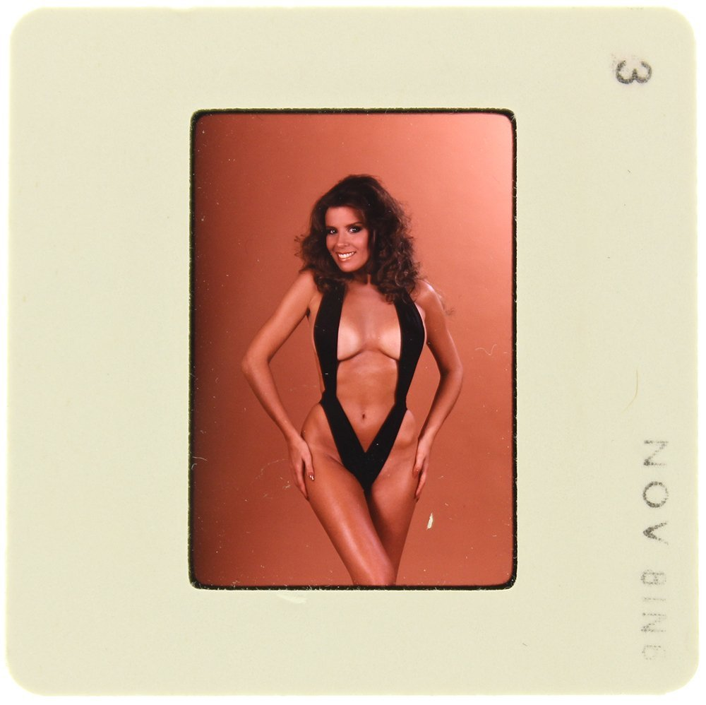 Corinne Alphen 1981 35mm By Pat Hill