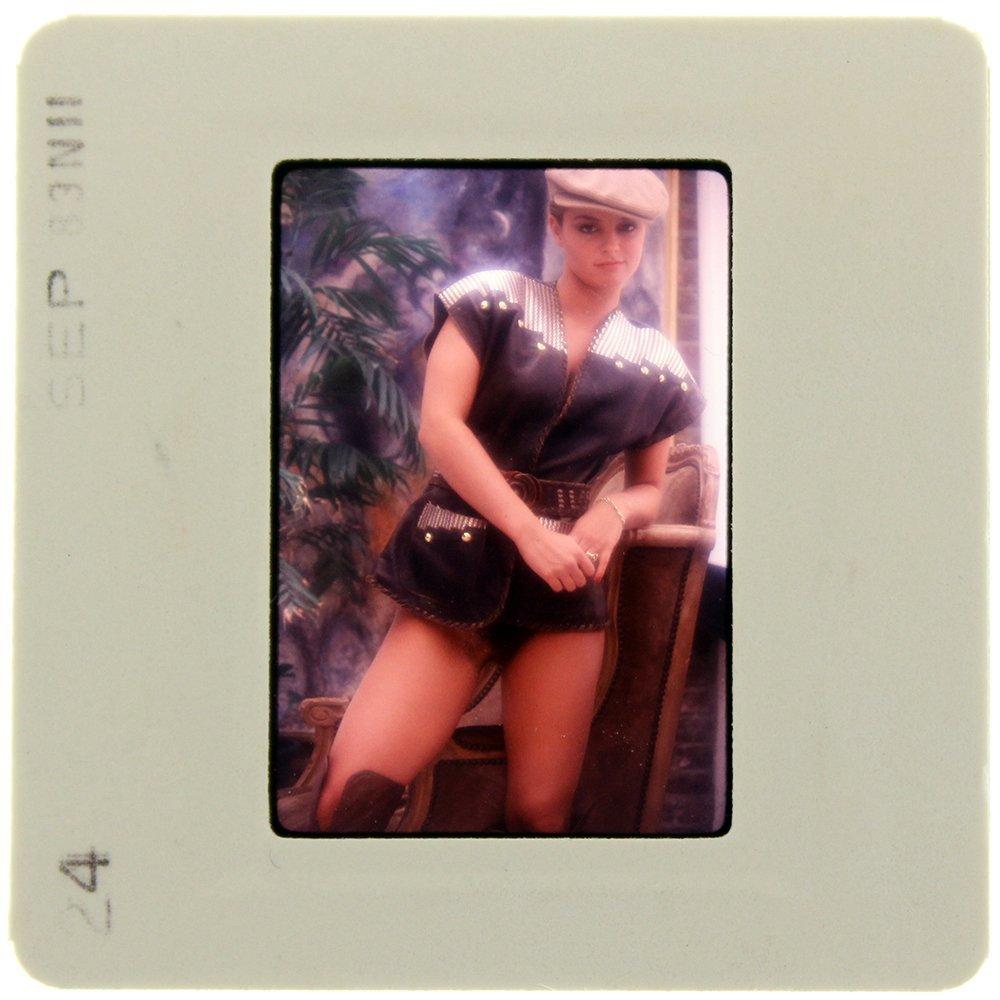 Sheila Kennedy 1983 35mm By Bob Guccione