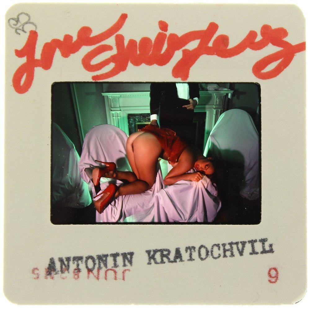Sheila Kennedy 1982 Signed 35mm By Antonin Kratochvil