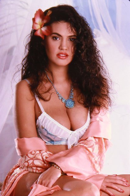Jami Dion 1991 35mm By Suze Randall