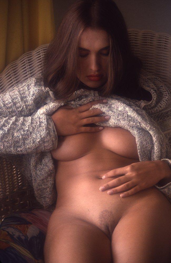 Sasha Vinni 1993 35mm By Bob Guccione