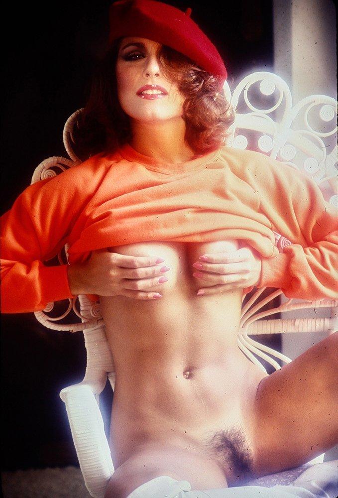 Angela Nicholas 1985 35mm By Bob Guccione
