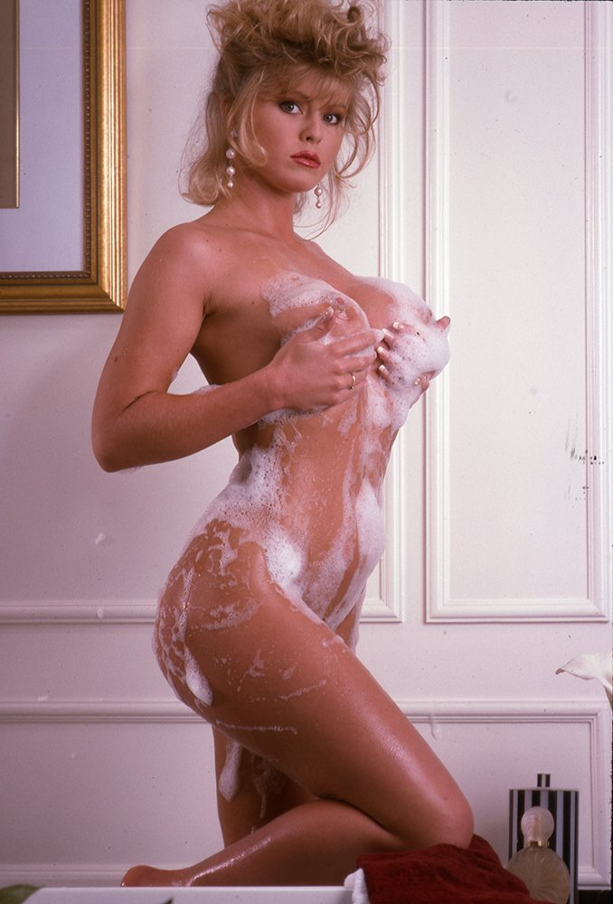 Tracy Wolfe 1991 35mm By Suze Randall