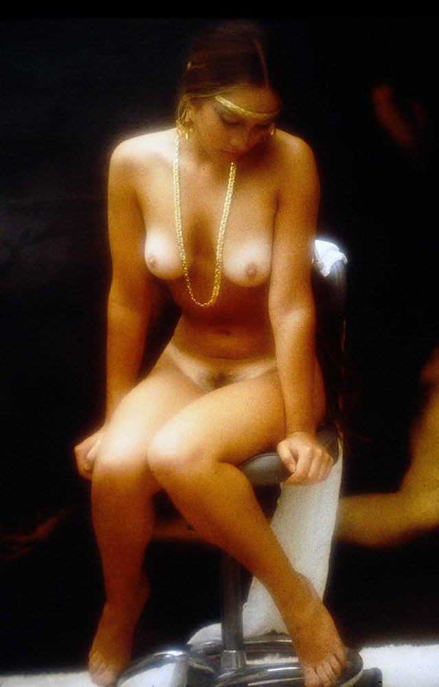 Lari Jones 1982 35mm By Bob Guccione
